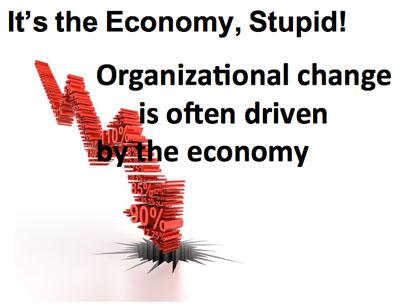 OrganizationalChangeDriver