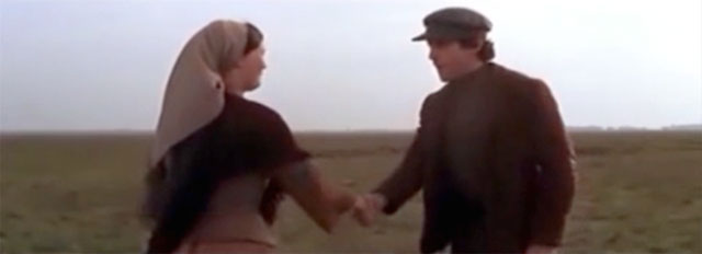Video Scene from Fiddler on the Roof: A Revolutionary's Question